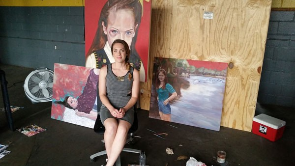 Holly Christine Keogh (Photo by Anita Overcash)