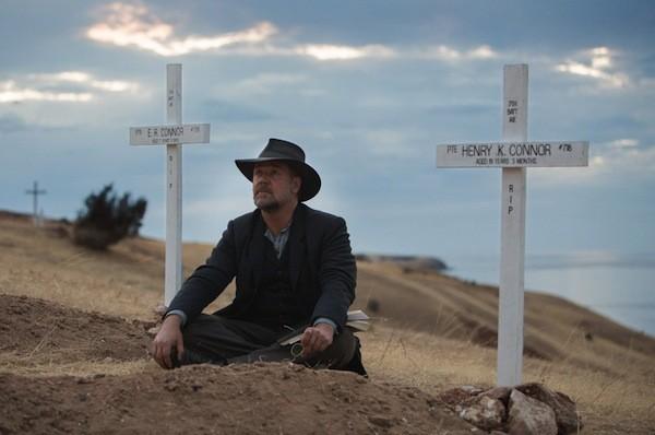 Russell Crowe in The Water Diviner (Photo: Warner Bros.)