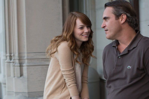 Emma Stone and Joaquin Phoenix in Irrational Man (Photo: Sony Pictures Classics)