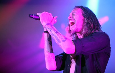 Incubus - PHOTO BY JEFF HAHNE