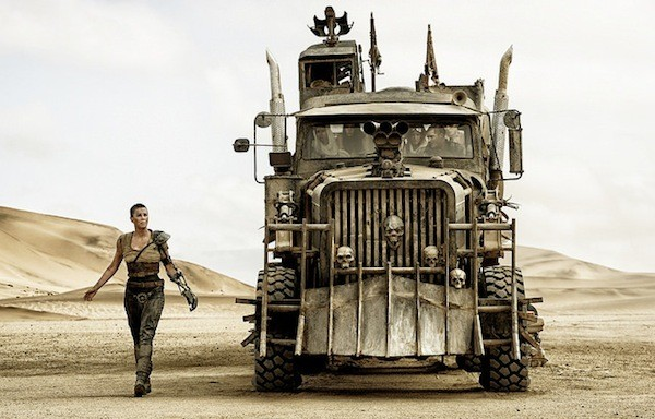 Charlize Theron in Mad Max: Fury Road (Photo: Warner Bros.)