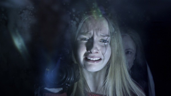 Olivia DeJonge and Deanna Dunagan in The Visit (Photo: Universal)