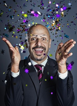 Maz Jobrani (Photo by Paul Mobley)