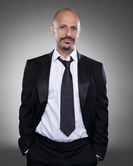 Maz Jobrani performs at The Comedy Zone on Sept. 30.