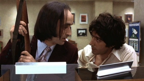 John Cazale and Al Pacino in Dog Day Afternoon (Photo: Warner)