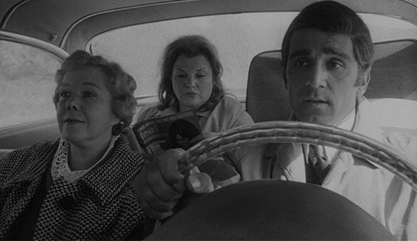 Mary Jane Higby, Shirley Stoler and Tony Lo Bianco in The Honeymoon Killers (Photo: Criterion)
