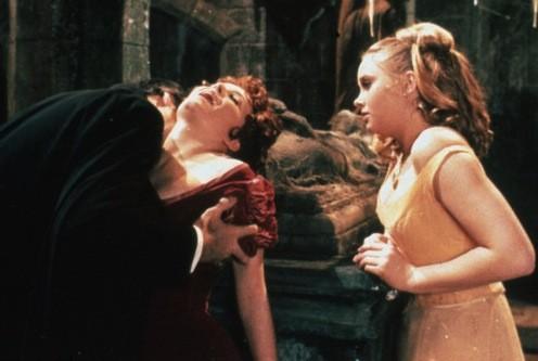 Christopher Lee, Isla Blair and Linda Hayden in Taste the Blood of Dracula (Photo: Warner & Hammer)