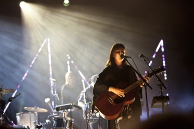 Of Monsters and Men - PHOTO BY JEFF HAHNE