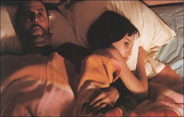 Jean Reno and Natalie Portman in Leon: The Professional (Photo: Sony)