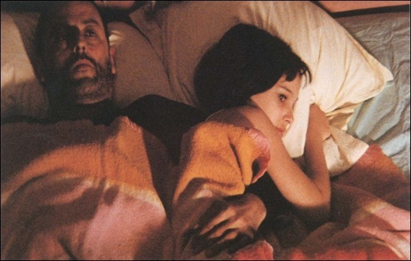 Jean Reno and Natalie Portman in Leon: The Professional (Photo: Sony)