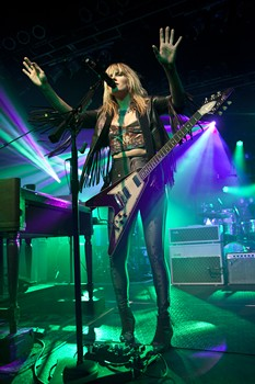 Grace Potter - PHOTO BY JEFF HAHNE
