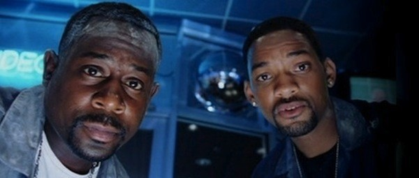 Martin Lawrence and Will Smith in Bad Boys II (Photo: Sony)
