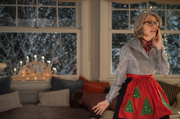 Diane Keaton in Love the Coopers (Photo: CBS Films)