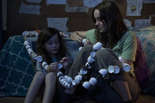 Jacob Tremblay and Brie Larson in Room (Photo: A24)
