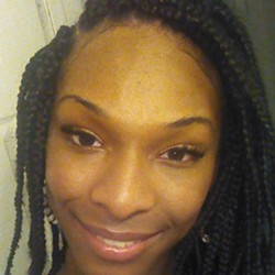 """Elisha Walker of Rowan County was found dead in a """"crude grave"""" in Johnston County, more than 100 miles from her home, in August. - COURTESY OF TIME OUT YOUTH"""