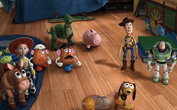 Toy Story 3 (All photos: Pixar)