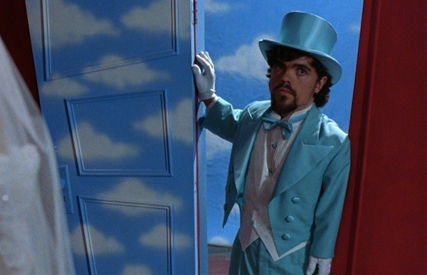 Peter Dinklage in Living in Oblivion (Photo: Shout! Factory)