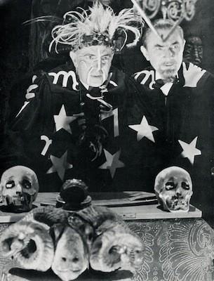George Zucco and Bela Lugosi in Voodoo Man (Photo: Olive Films)
