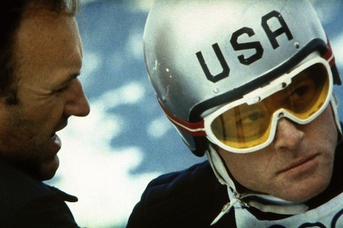 Gene Hackman and Robert Redford in Downhill Racer (Photo: Criterion)
