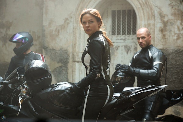 Rebecca Ferguson in Mission: Impossible — Rogue Nation (Photo: Paramount)