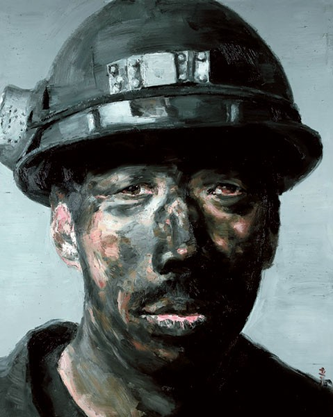 """Xu Weixin's """"A Miner in China"""""""