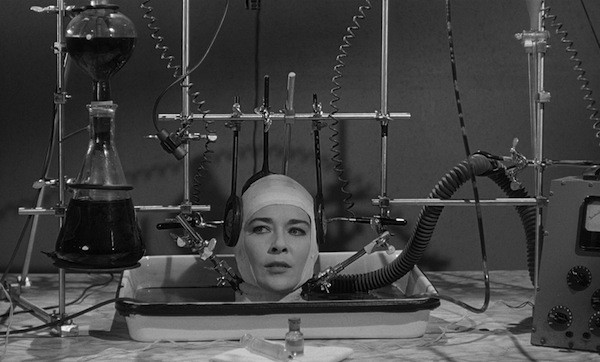 Virginia Leith in That Brain That Wouldn't Die (Photo: Shout! Factory)
