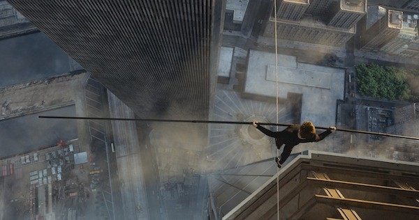 Joseph Gordon-Levitt in The Walk (Photo: Sony)