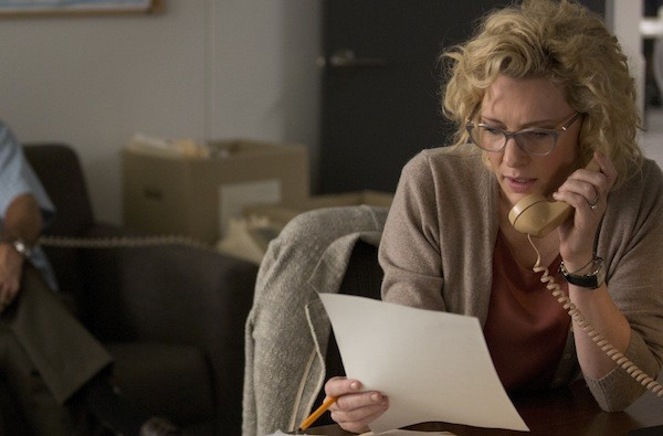 Cate Blanchett in Truth (Photo: Sony Pictures Classics)