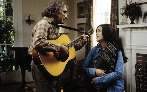 Eugene Levy and Catherine O'Hara in A Mighty Wind (Photo: Warner)