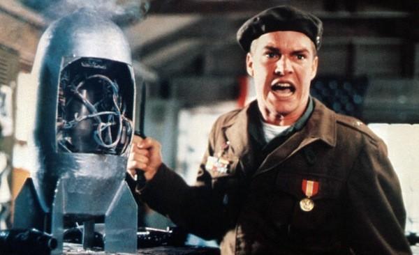 Dennis Quaid in Gorp (Photo: Kino)