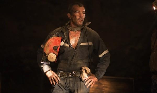 Antonio Banderas in The 33 (Photo: Warner Bros.)