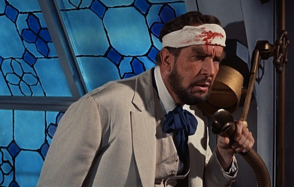Vincent Price in Master of the World (Photo: Shout! Factory)