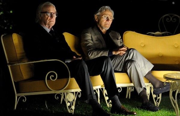Michael Caine and Harvey Keitel in Youth (Photo: Fox)