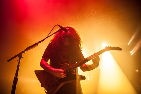 Coheed and Cambria - PHOTO BY JUSTIN DRISCOLL