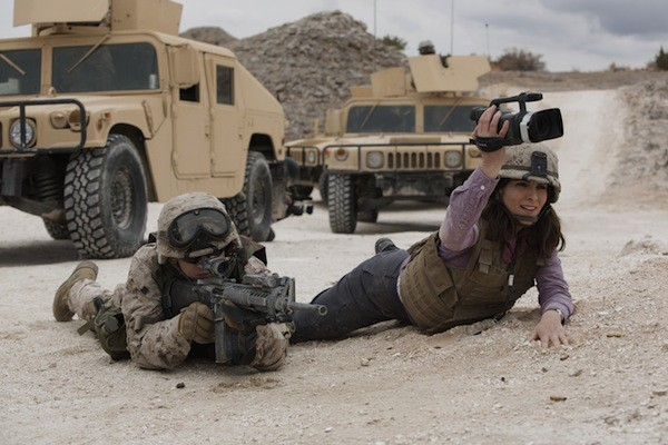 Tina Fey in Whiskey Tango Foxtrot (Photo: Paramount)