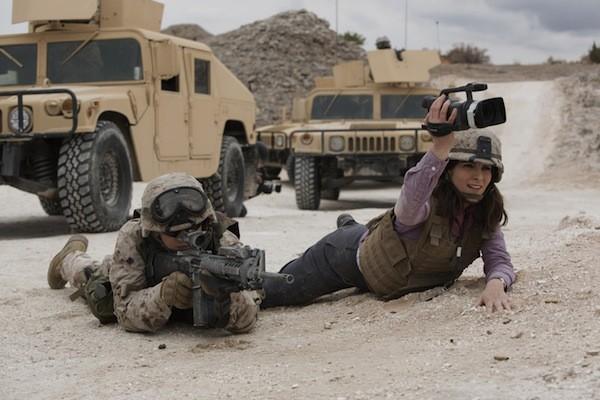 Tina Fey in Whiskey Tango Foxtrot (Photo: Paramount)