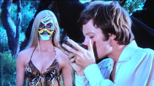 Peter Fonda in The Trip (Photo: Olive & MGM)