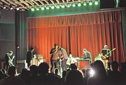 The inaugural Reverb Fest was held in 2014 at the Neighborhood Theatre. - JEFF HAHNE