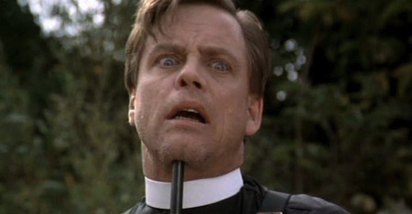 Mark Hamill in Village of the Damned (Photo: Shout! Factory)