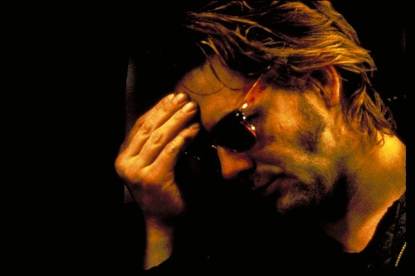 Mickey Rourke in A Prayer for the Dying. (Photo: Twilight Time)