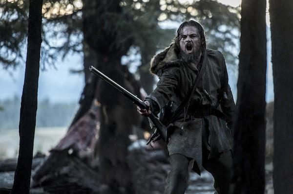 Leonardo DiCaprio in The Revenant. (Photo: Fox)