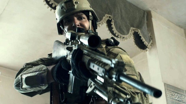 Bradley Cooper in American Sniper (Photo: Warner Bros.)