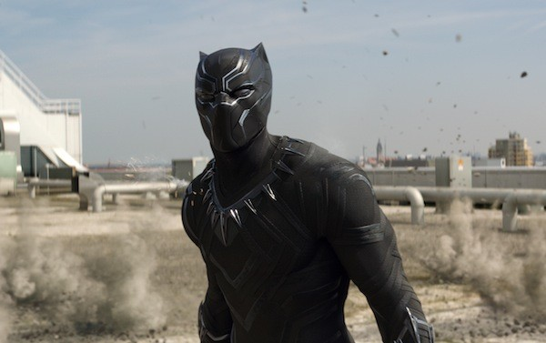 Chadwick Boseman as the Black Panther (Photo: Marvel & Disney)