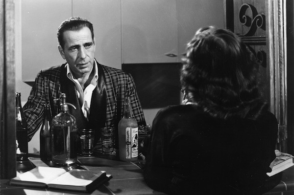 Humphrey Bogart in In a Lonely Place (Photo: Criterion)