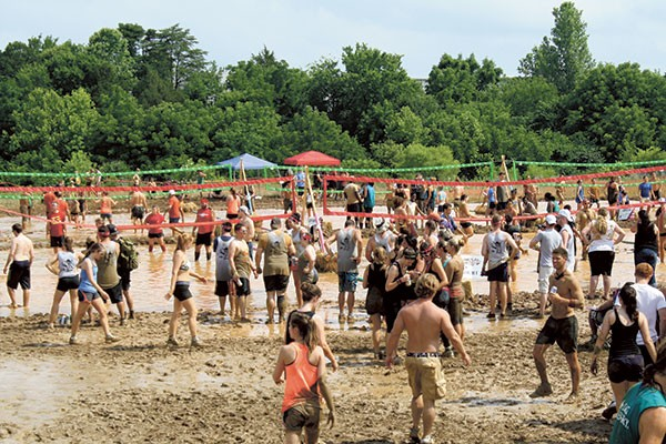 Murphy's Dirty 30 Habitat Mud Volleyball will go down on June 26.