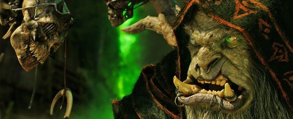 Daniel Wu in Warcraft (Photo: Universal)