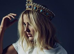 Ellie Goulding - PHOTO BY DAVID ROEMER