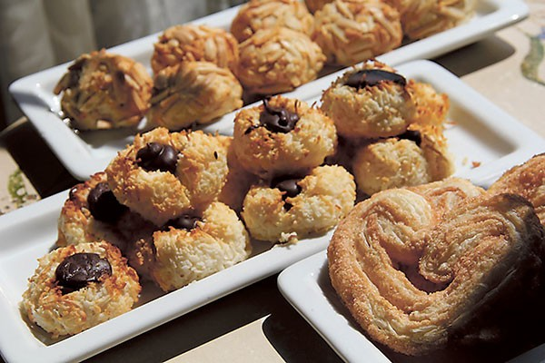Pastries from Cafe Monte. (Photo by Curahee Photography)