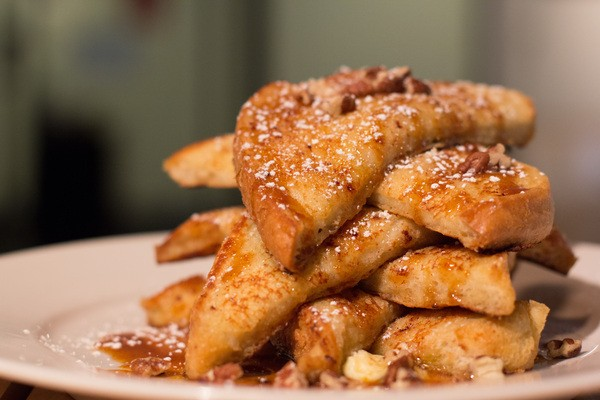 French toast from Imani's Fusion Cafe. (Courtesy of Imani's Fusion Cafe)