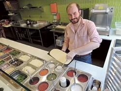 Steven Young, cofounder of Zablong Pizza